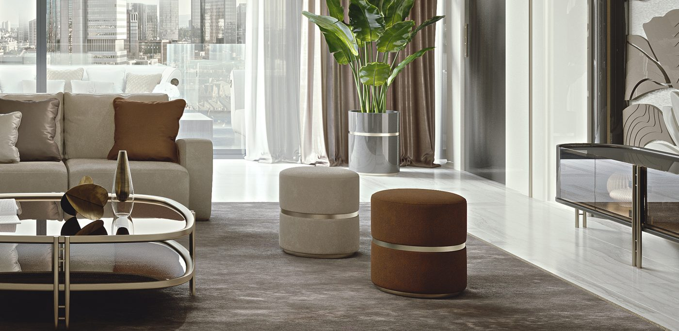Poufs - Benches